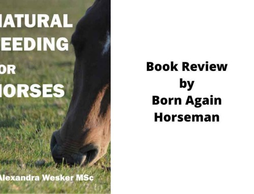 NATURAL FEEDING FOR HORSES – BOOK REVIEW